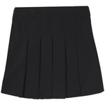 French Toast Girls' Plus Size Square Buckle Belt Pleated Scooter - view number 2