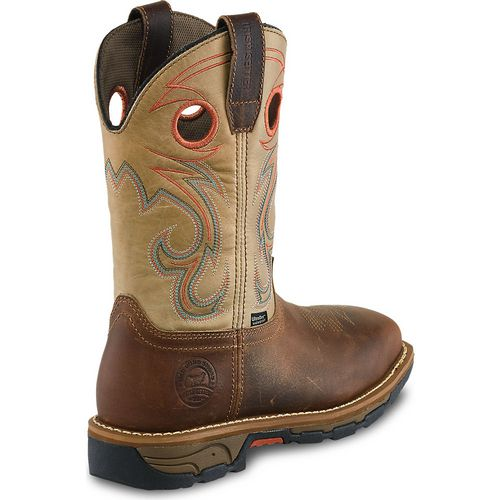 Irish Setter Women's Marshall 9 in Steel Toe Work Boots - view number 3