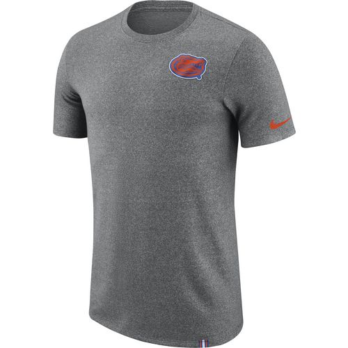 Nike™ Men's University of Florida Dry Marled Patch T-shirt
