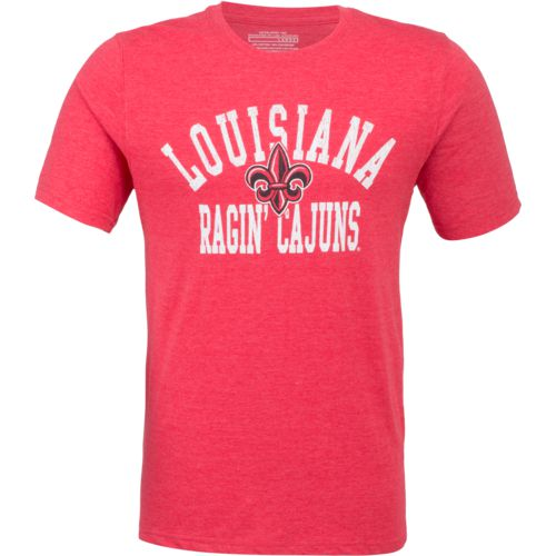 Colosseum Athletics Men's University of Louisiana at Lafayette Vintage T-shirt