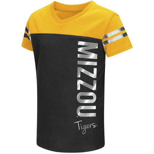 Colosseum Athletics Toddlers' University of Missouri Cricket T-shirt