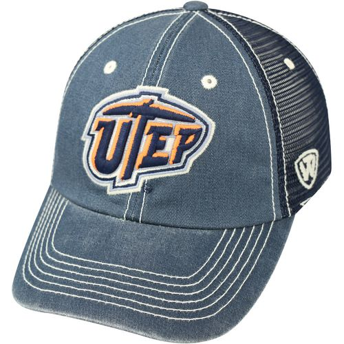 Top of the World Men's University of Texas at El Paso Crossroads 1 Cap