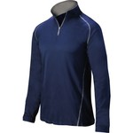 Mizuno Men's Comp 1/4 Zip Batting Jacket - view number 1