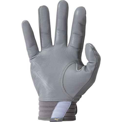 Mizuno Adults' Pro Batting Gloves - view number 2