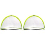 Franklin Hyperbrite Pop-Up Dome-Shaped Goal 2-Pack - view number 1