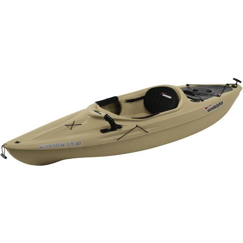 Sun dolphin excursion 10 ss 10 ft fishing kayak academy for 10 foot fishing kayak