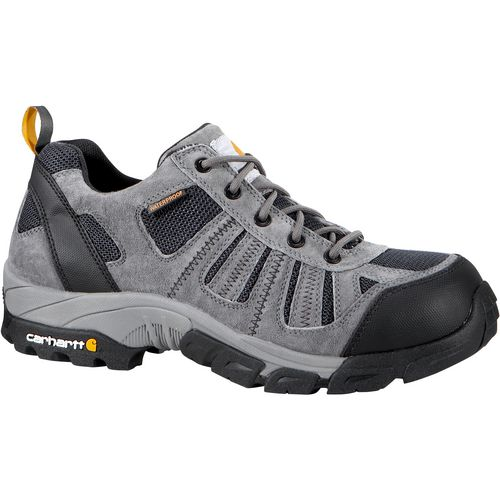 Display product reviews for Carhartt Men's Lightweight Low Rise Composite Toe Work Hiker Boots