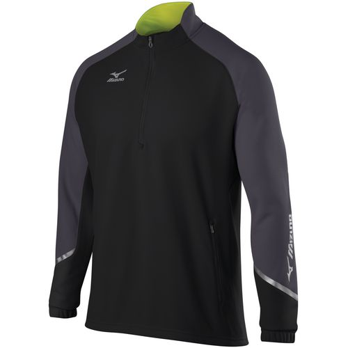 Mizuno Men's Elite 1/2 Zip Pullover