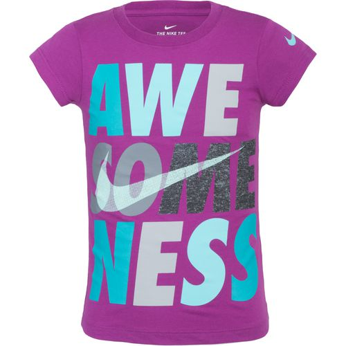 Nike Girls' Awesomeness Core T-shirt