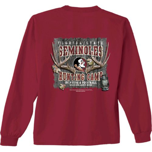 New World Graphics Men's Florida State University Hunt Long Sleeve T-shirt