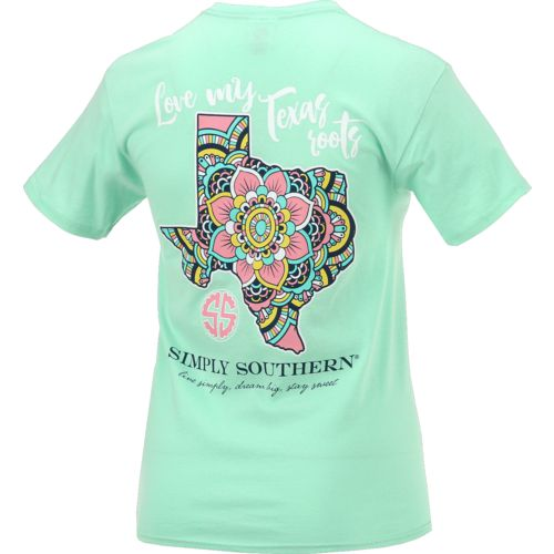 Simply Southern Women's Texas T-shirt