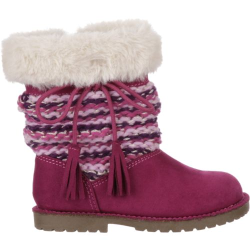 Magellan Outdoors Toddler Girls' Sweater II Boots