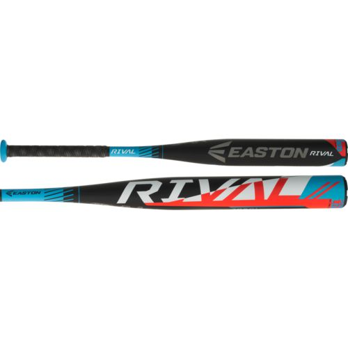 EASTON Men's Rival 2018 Slow-Pitch Softball Bat