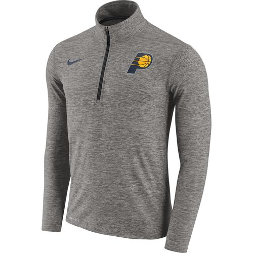 Nike Men's Indiana Pacers Element Dry 1/2 Zip Pullover