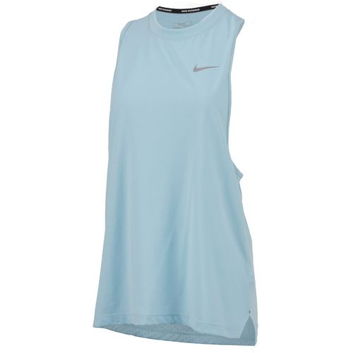 Nike Women's Breathe Tailwind Running Tank Top - view number 3
