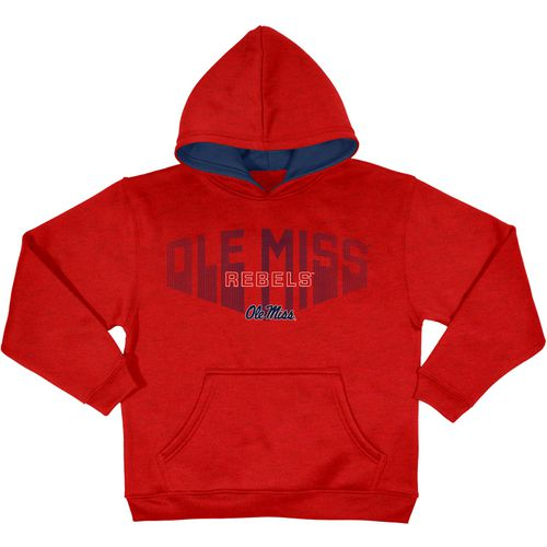 Champion Boys' University of Mississippi Take Off 3 Pullover Hoodie