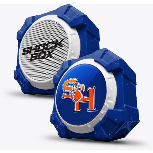 Mizco Sam Houston State University Bluetooth Shockbox Speaker