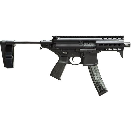 SIG SAUER MPX K PSB 9mm Luger Semiautomatic AR Pistol