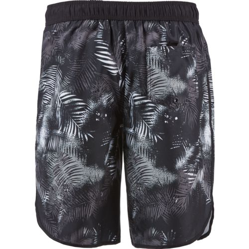 O'Rageous Men's Palm Sunset Print Scalloped Boardshorts - view number 1