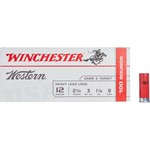 Winchester Western Target and Field Load 12 Gauge 8 Shotshells - view number 1