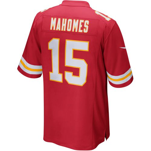 Nike Men's Kansas City Chiefs Patrick Mahomes II 15 Elite Replica Jersey
