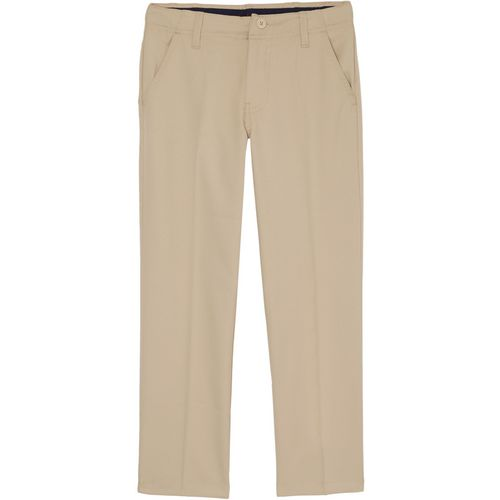 French Toast Boys' Straight Leg Performance Husky Pants