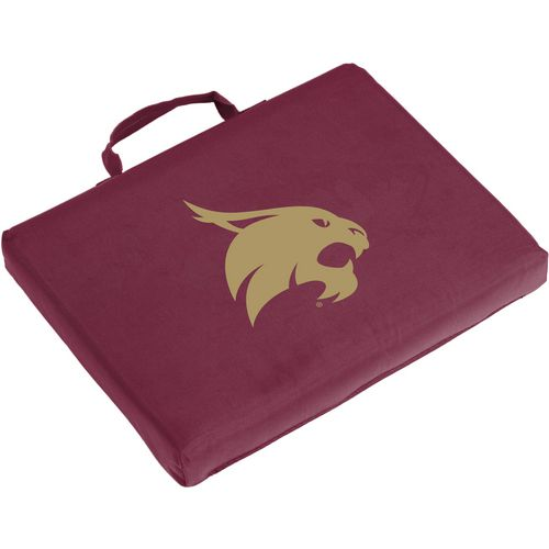Logo Texas State University Bleacher Cushion