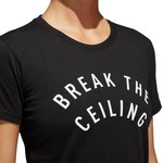 adidas Women's Breaking Ceilings T-shirt - view number 4
