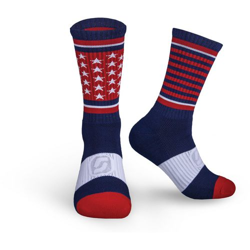 Display product reviews for Skyline One Nation Crew Socks