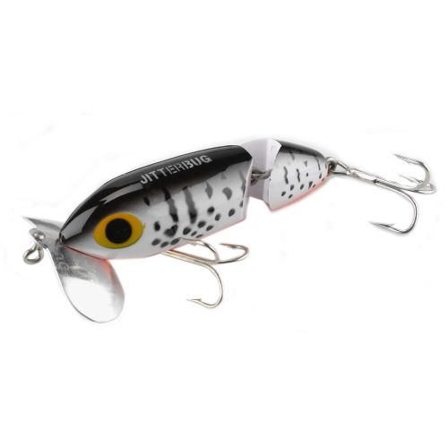 "Display product reviews for Arbogast Jointed Jitterbug 3-1/2"" Fishing Lure"