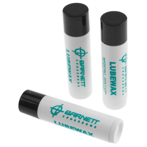 Barnett Crossbow Lube Wax Tubes 3-Pack