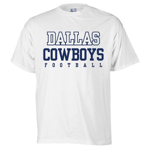 Dallas Cowboys Men's Practice T-shirt - view number 1