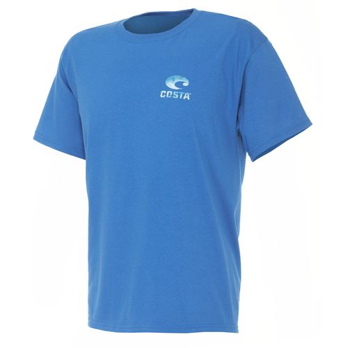 Costa Del Mar Adults' Jose Canales Marlin Short Sleeve T-shirt