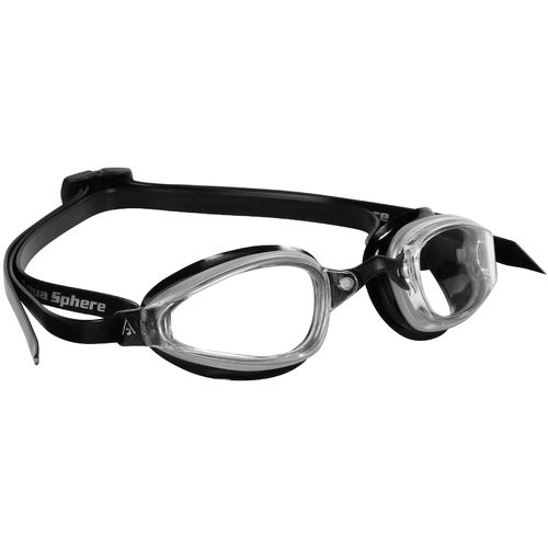Aqua Sphere Adults' K-180 Adjustable Nosepiece Goggles