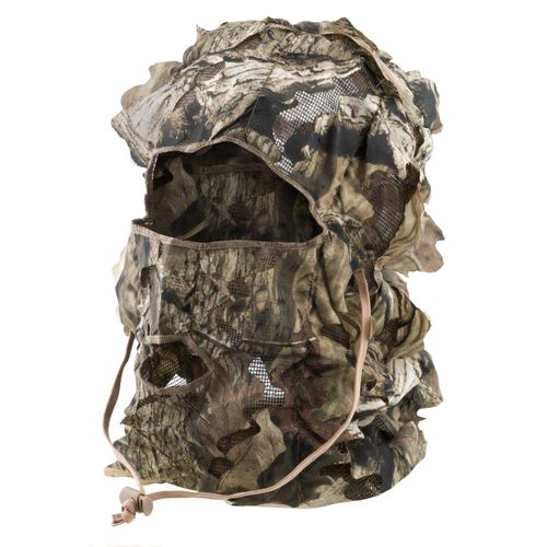 QuietWear Men's 3D Leafy Face Mask