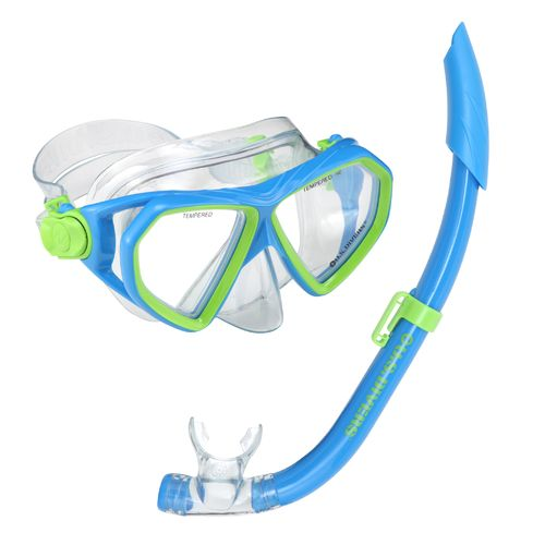 U.S. Divers Kids' Dorado/Seabreeze Snorkeling Combo - view number 1