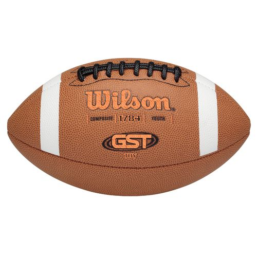 Display product reviews for Wilson GST Composite TDY Youth Football