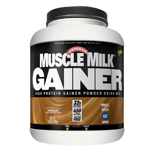 Display product reviews for CytoSport™ Muscle Milk Gainer