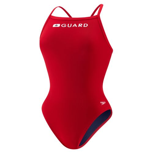 Display product reviews for Speedo Women's Guard Collection Flyback Swimsuit