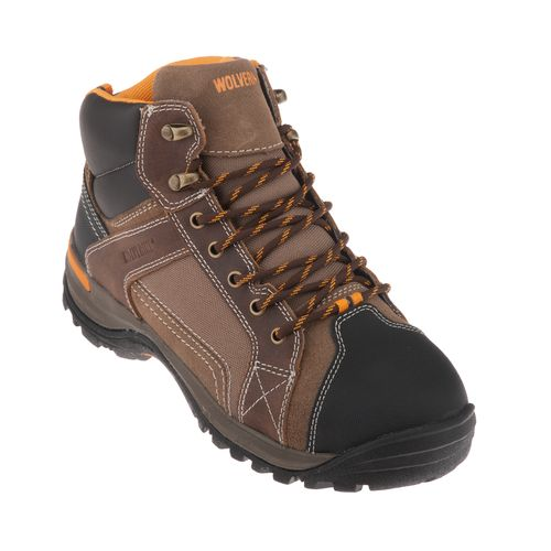 Wolverine Men's Chisel Mid-Cut Work Boots - view number 2