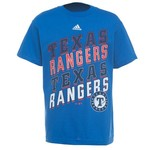 adidas Boys' Texas Rangers When I Say??? T-shirt