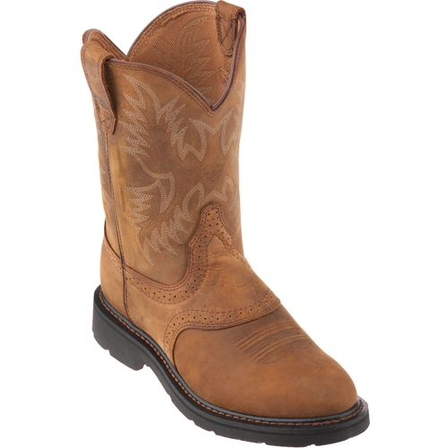Ariat Men's Sierra Saddle Work Boots - view number 2