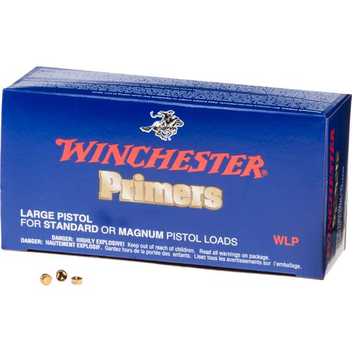 Winchester Large Regular Pistol Primers - view number 1