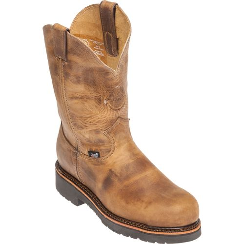 Justin Men's Rugged Gaucho Steel Toe Work Boots - view number 2