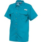 Magellan Outdoors™ Women's Lake Fork Short Sleeve Fishing Shirt