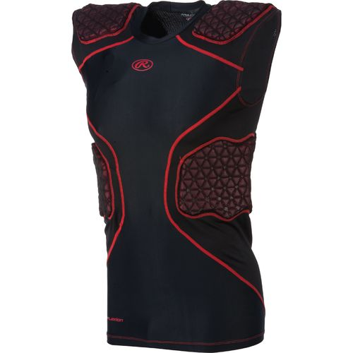 Rawlings  Men s D-Flexion 2014 Protective Football Performance Shirt