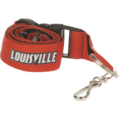 NCAA University of Louisville 2-Tone Lanyard