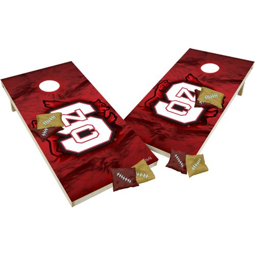 Wild Sports Tailgate Toss XL SHIELDS North Carolina State University - view number 1