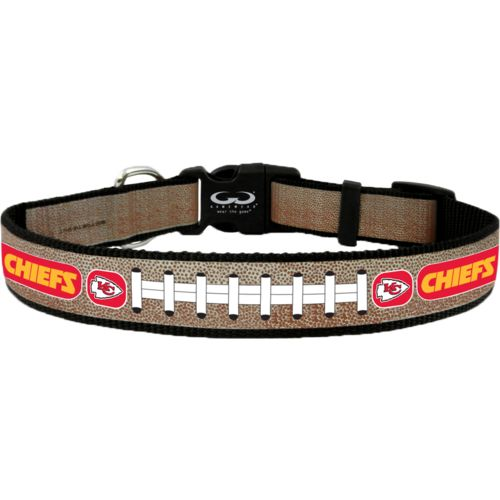 GameWear Kansas City Chiefs Reflective Football Collar