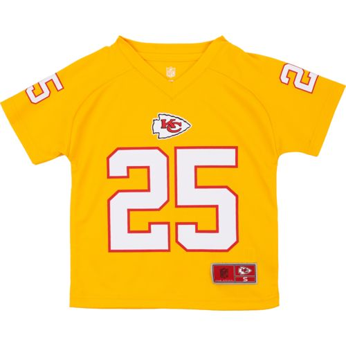 NFL Toddlers Kansas City Chiefs Jamaal Charles #25 T-shirt